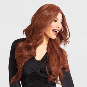 Women's Premium Costume Wig Auburn